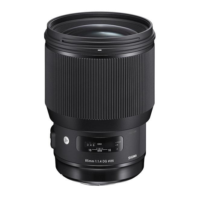Sigma 85mm F1.4 DG HSM Art Nikon