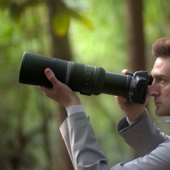 Canon RF 800mm F11 IS STM - Canon Schweiz Partner - CH Produkt