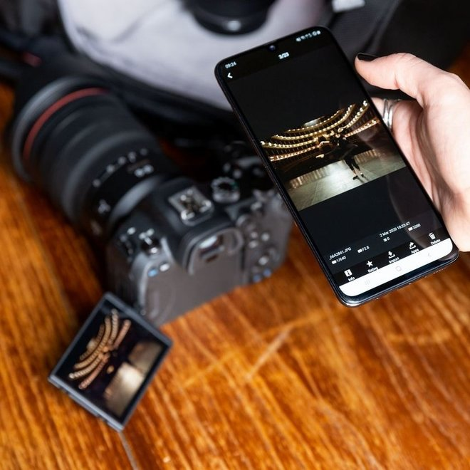 Canon EOS R6 Body -200 CHF Canon Cashback -200 CHF Trade-In