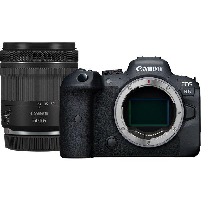 Canon EOS R6 + RF 24-105 f4-7.1 IS -300 CHF Canon Cashback