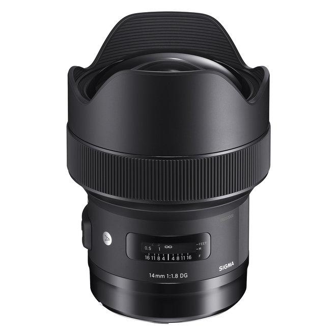 Sigma 14mm 1.8 DG HSM Art Canon - Sigma Schweiz Partner - CH Produkt