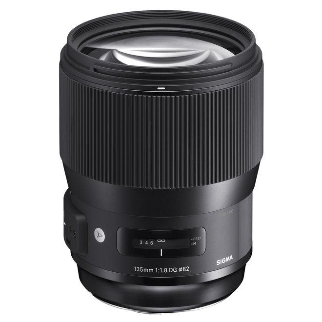 Sigma 135mm 1.8 DG HSM Art Canon