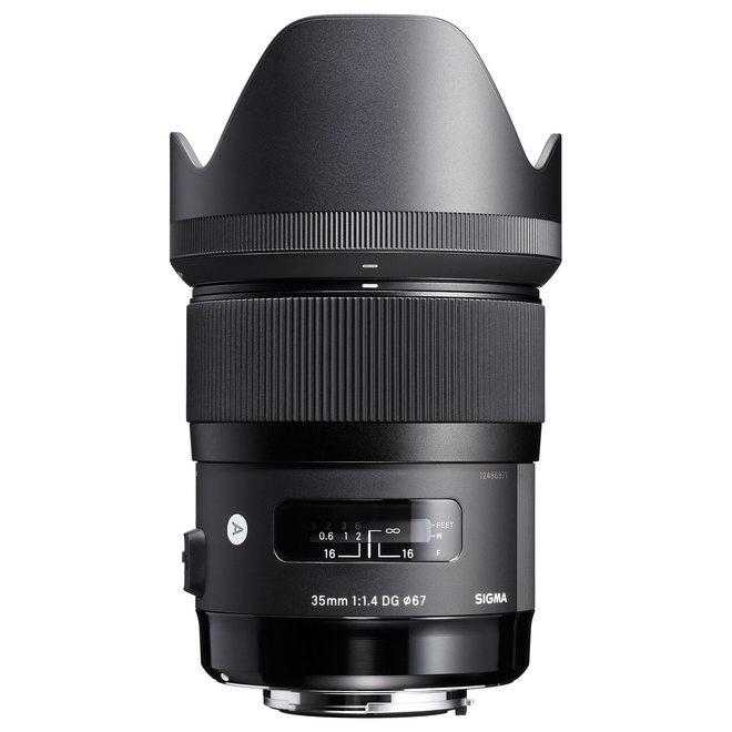 Sigma 35mm F1.4 DG HSM Art CANON