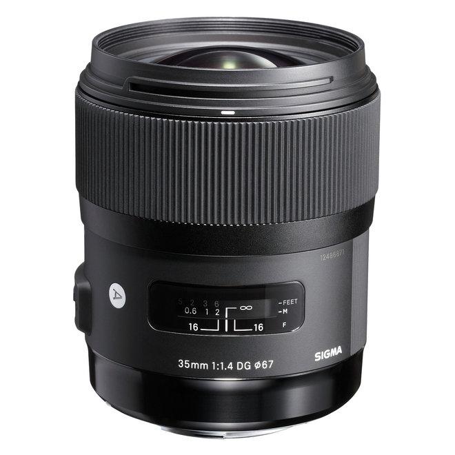 Sigma 35mm F1.4 DG HSM Art NIKON