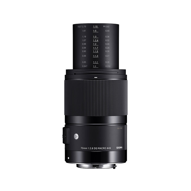 Sigma 70mm F2,8 DG MACRO Art Canon - Sigma Schweiz Partner - CH Produkt