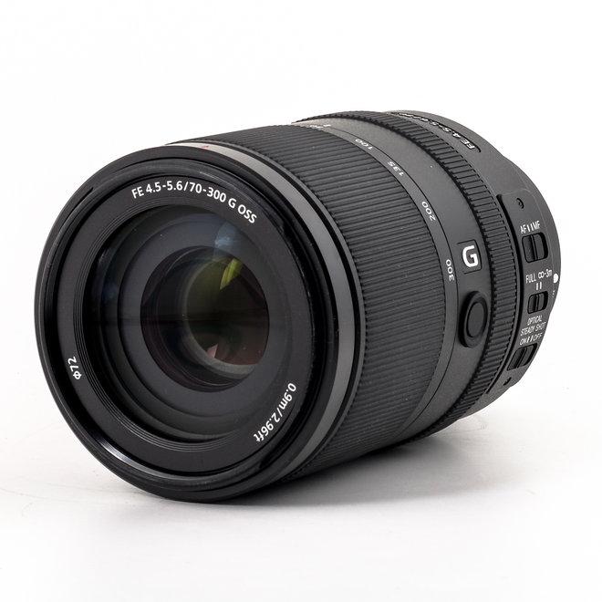 Occ Sony 70-300  4,5-5,6 FE G OSS