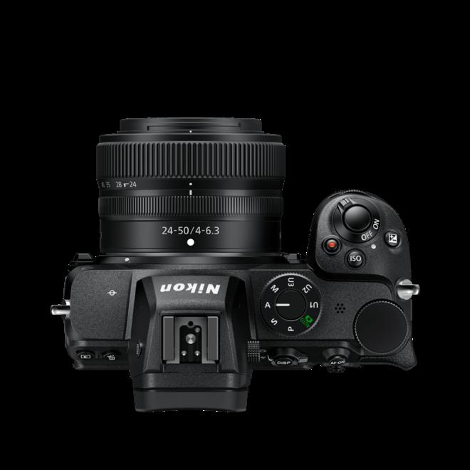 Nikon Z5 Kit 24-50 mm 1:4-6,3 VR DX