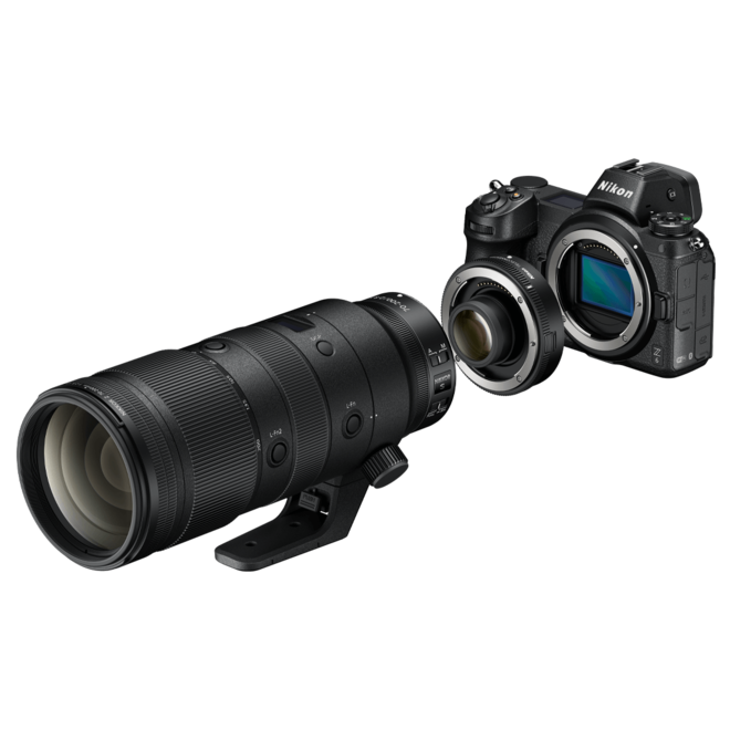 Nikkor Z TELEKONVERTER TC-1,4x - Nikon Schweiz Partner - CH Produkt