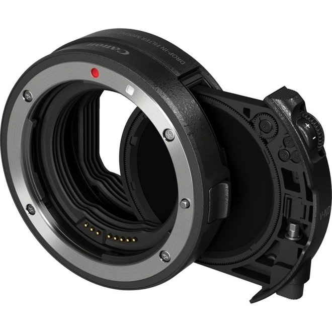 Canon EF-EOS R Adapter (mit Filter V-ND)