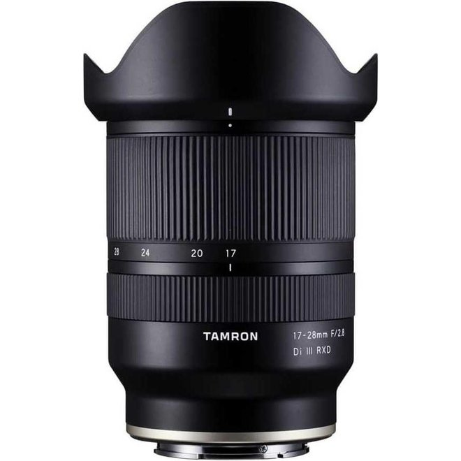 Tamron AF 17-28mm f2.8 Di III RXD Sony E-Mount