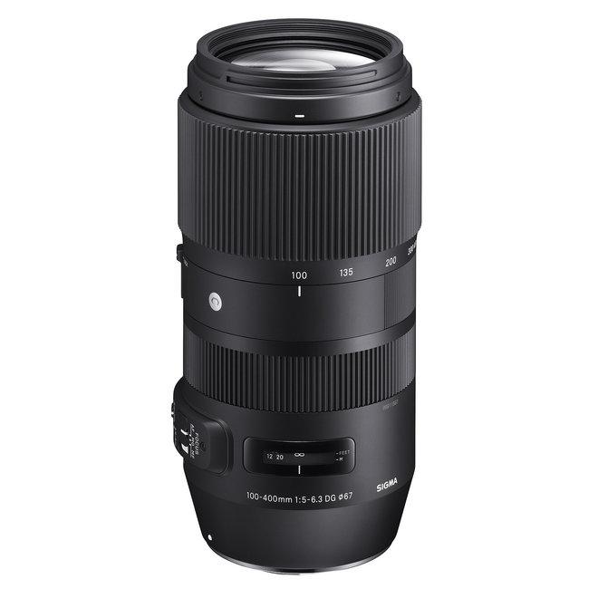 Sigma 100-400mm F5.0-6.3 DG OS HSM Nikon