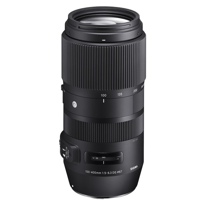 Sigma 100-400mm F5.0-6.3 DG OS HSM Canon