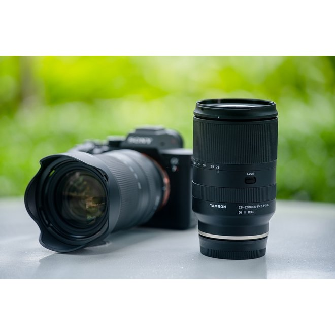 Tamron AF 28-200mm f2.8-5.6 Di III RXD Sony E-Mount