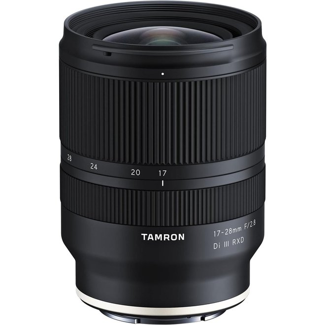 Tamron AF 17-28mm F/2.8 Di III RXD Sony E-Mount - CH Produkt