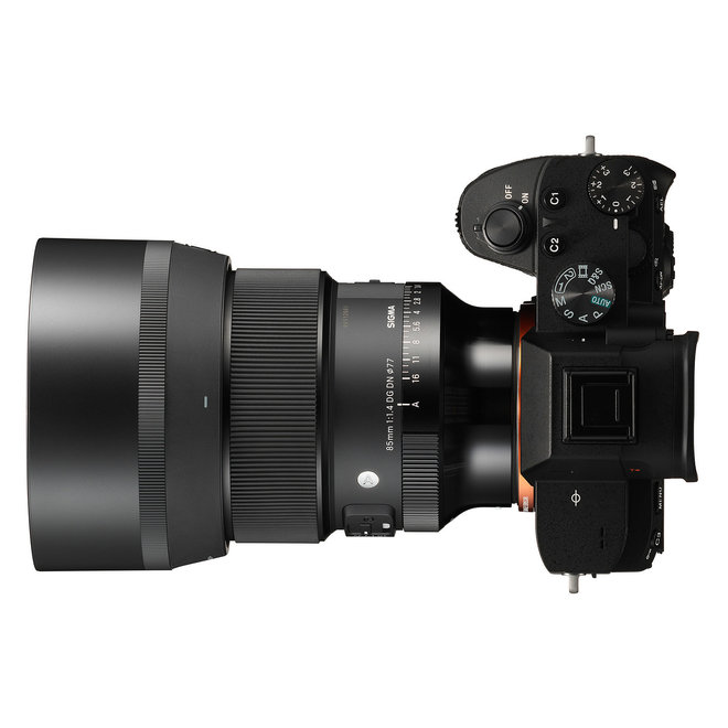 Sigma 85mm F1.4 DG DN Art Sony E-Mount - Sigma Schweiz Partner - CH Produkt
