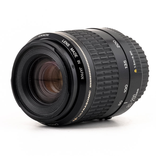 Occ Canon 80-200 / 4,5-5,6 EF