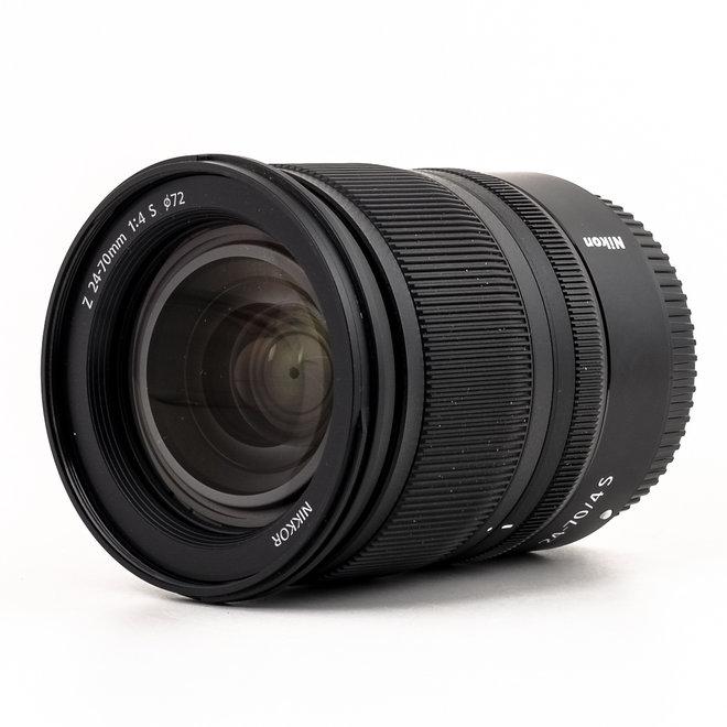 Occ Nikon 24-70mm / 4,0 Z