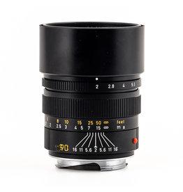 Leica Occ Leica M 90 / 2,0  Summicron