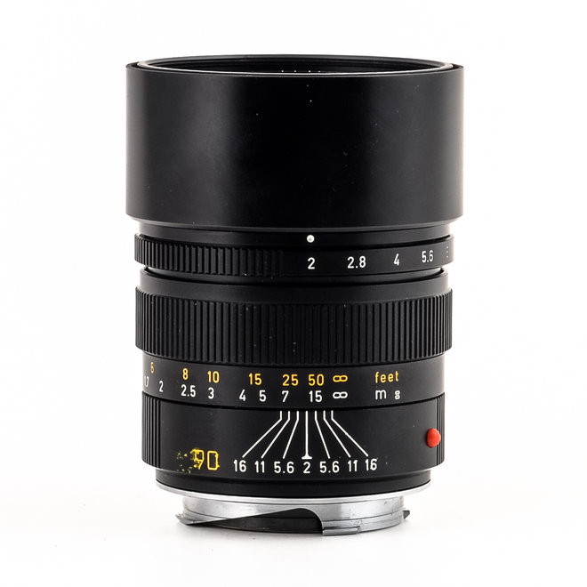 Occ Leica M 90 / 2,0  Summicron