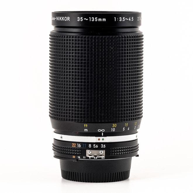 Occ Nikon 35-135  3,5-4,5 MF
