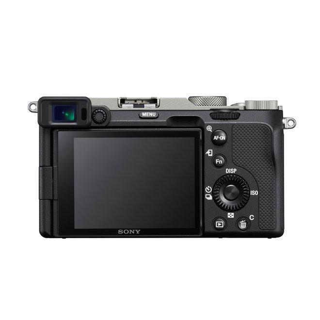 Sony Alpha A7C Kit 20-60mm Silber