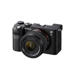Sony Sony Alpha A7C Kit 20-60mm Black