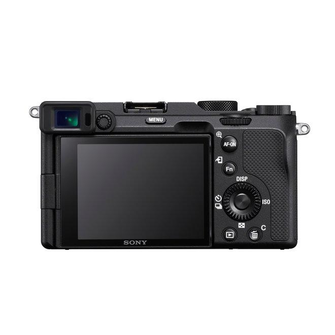 Sony Alpha A7C Kit 28-60mm Black - Sony Schweiz Partner - CH Produkt