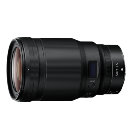 Nikon Nikkor Z 50mm f/1.2 S - Nikon Pro Partner
