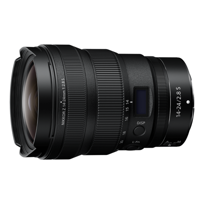 Nikkor Z 14-24mm f2.8 S