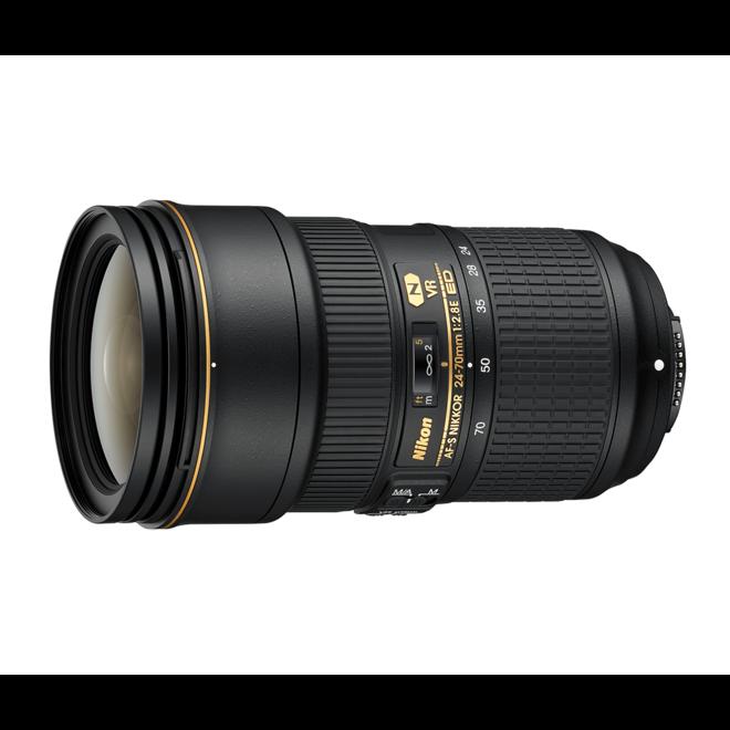 Nikkor AF-S 24-70mm f2.8E ED VR