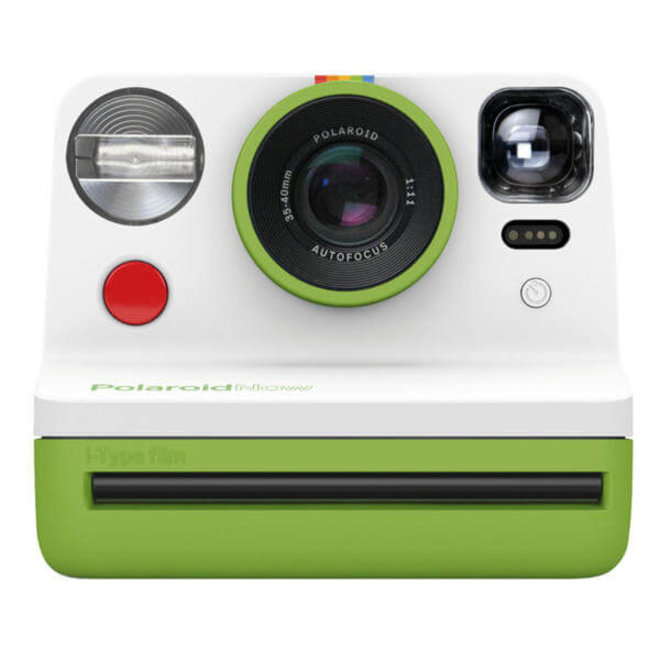 Polaroid Now Green