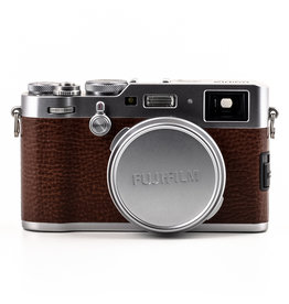 Fujifilm Occ Fuji X100F braun