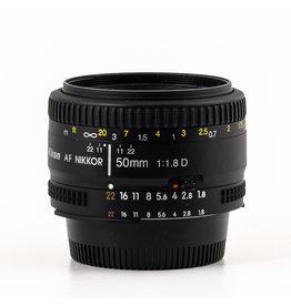 Nikon Occ Nikon 50 1.8 D AF
