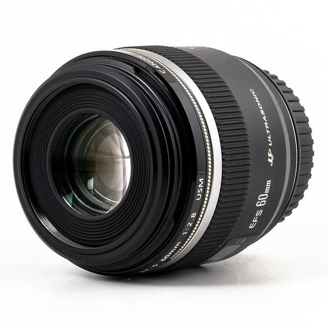 Occ Canon 60 / 2,8 Macro EF-S