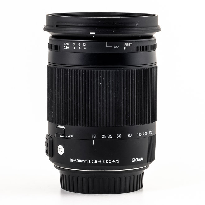 Occ Sigma 18-300 / 3,5-5,6  OS für Canon EF-S