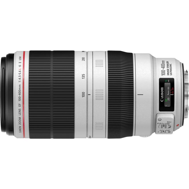 Canon EF 100-400mm 4.5-5.6 L IS II USM