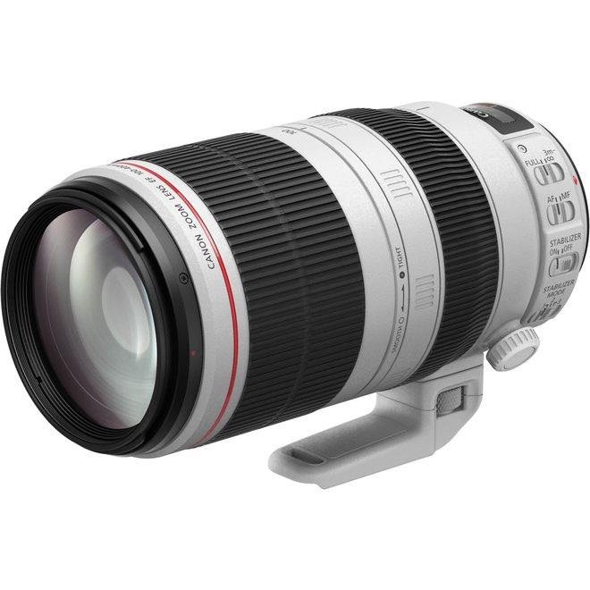Canon EF 100-400mm 4.5-5.6 L IS II USM - Swiss Garantie