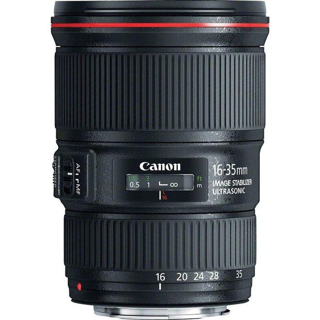 Canon EF 16-35mm 4L IS USM - Canon Schweiz Partner - CH Produkt