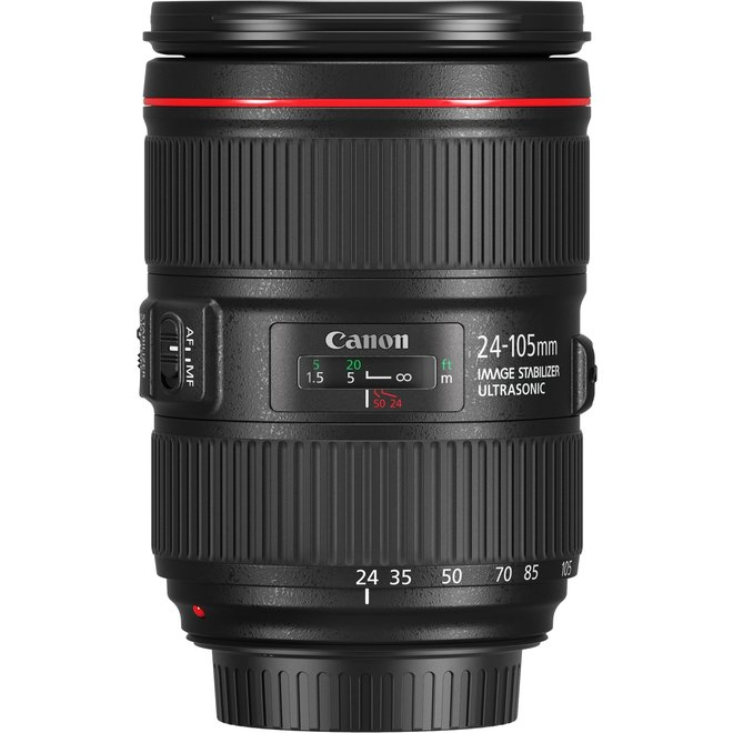 Canon EF 24-105mm 4.0L IS II USM -100 CHF Canon Cashback