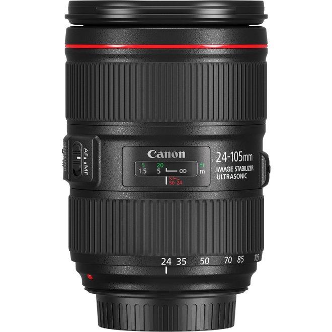 Canon EF 24-105mm 4.0L IS II USM - Swiss Garantie