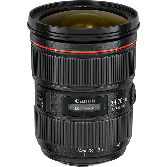 Canon EF 24-70mm 1:2.8L II USM -200 CHF Canon Cashback