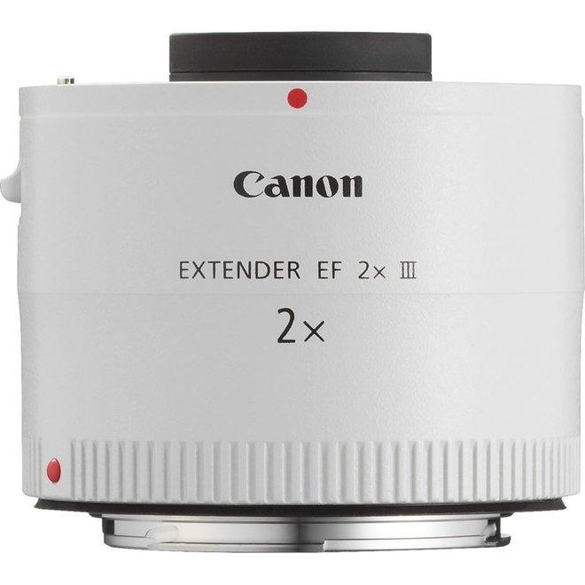 Canon EF 2x III Extender - Canon Schweiz Partner - CH Produkt