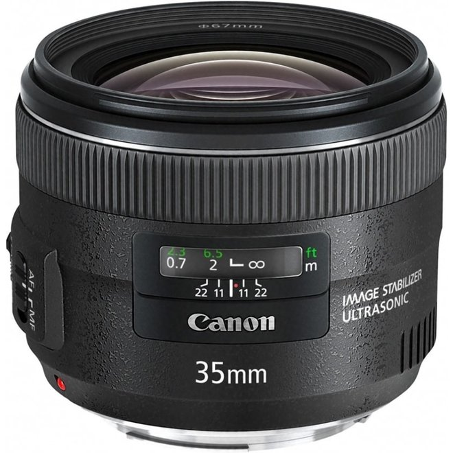 Canon EF 35mm f/2 IS USM - Canon Schweiz Partner - CH Produkt