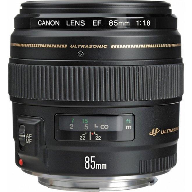 Canon EF 85mm 1.8 USM
