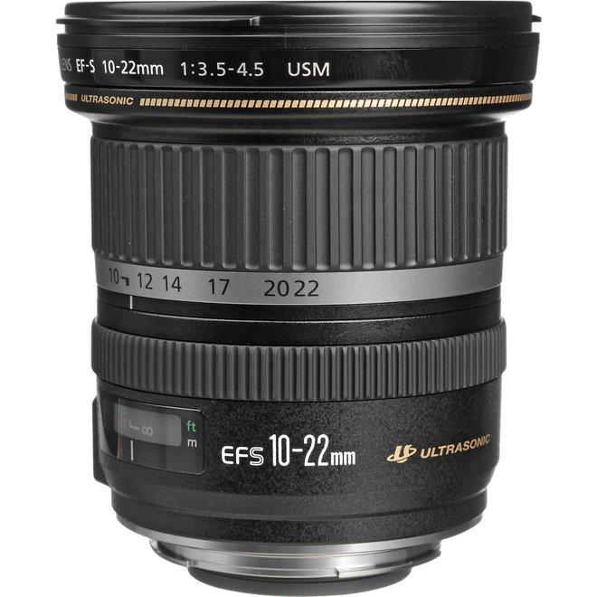 Canon EF-S 10-22mm 3.5-4.5 USM