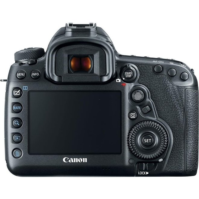 Canon EOS 5D Mark IV Body - Canon Schweiz Partner - CH Produkt