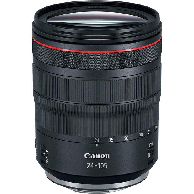 Canon RF 24-105mm f/4 L IS USM - Canon Schweiz Partner - CH Produkt