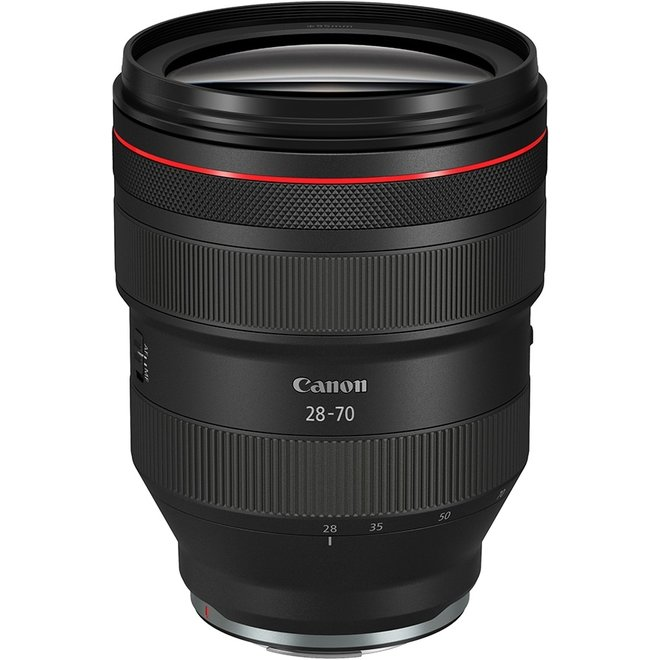 Canon RF 28-70mm f/2