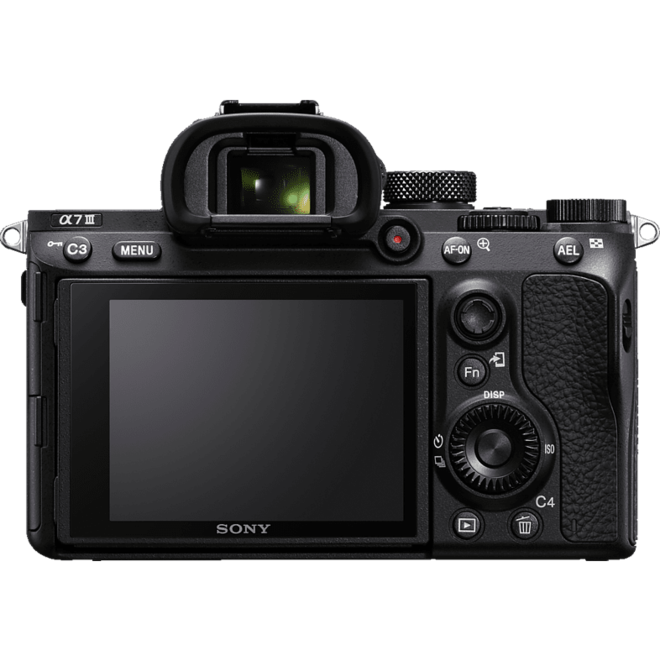 Sony Alpha A7 Mark III Body Black