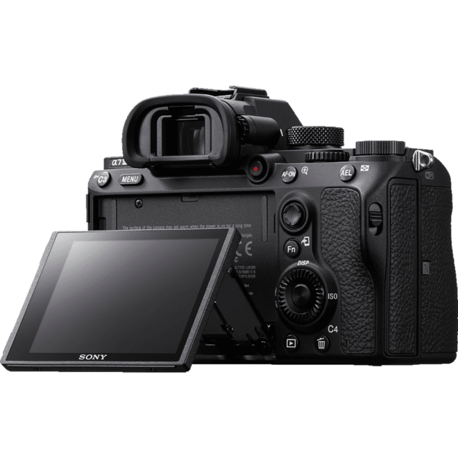 Sony Alpha A7 Mark III Body Black - Sony Schweiz Partner - CH Produkt